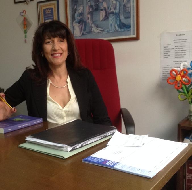 Dirigente Scolastico prof.ssa Elvira Baldini (1)