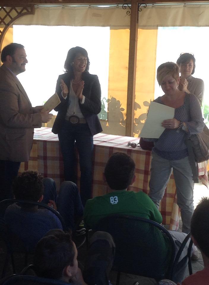 Premiazione scuola primaria Ammeto