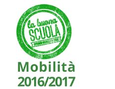 mobilita scuola 2016-17
