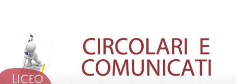Circolari (dal 13/08/2016)