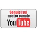 Seguici sul nostro canale YouTube